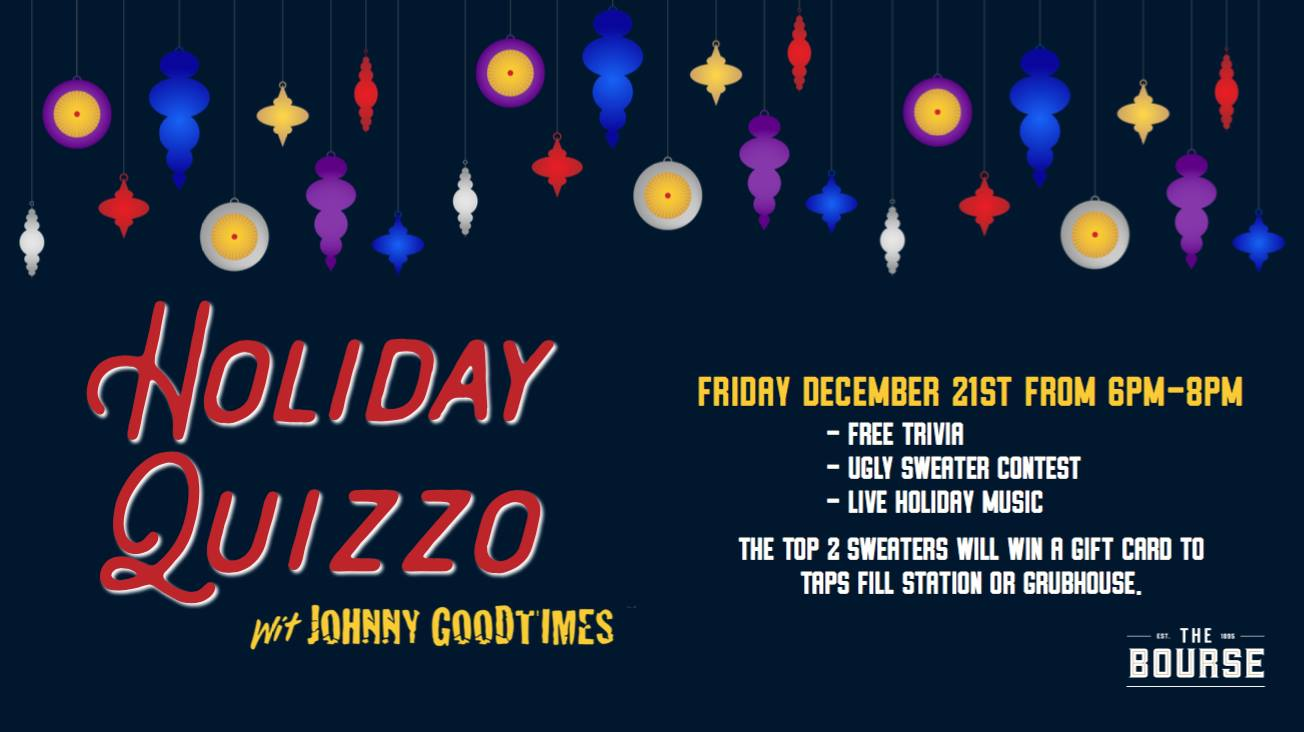 JGT Holiday Spectacular on Friday!