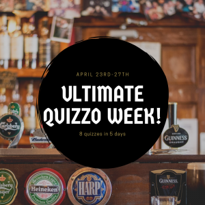 Ultimate Quizzo Week!