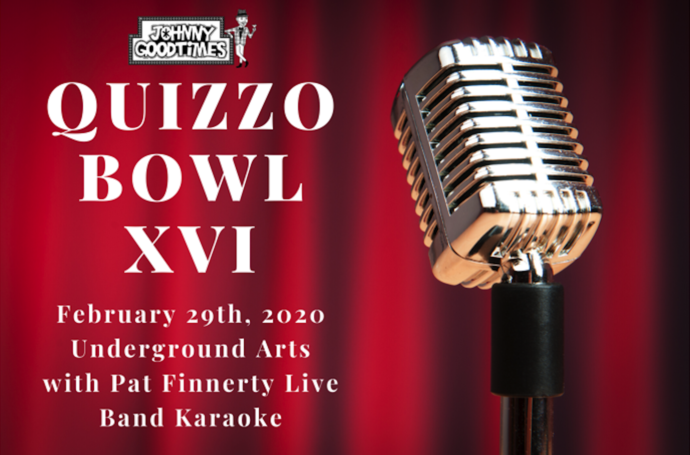Everything You Need to Know About Quizzo Bowl XVI